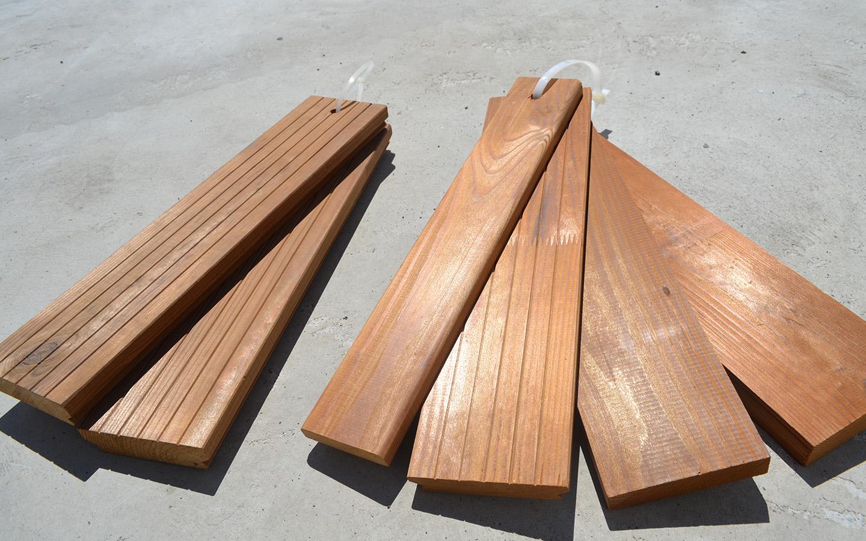 Legno termotrattato inco industry for Produzione casette in legno romania